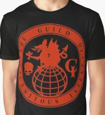 The Guild of Calamitous Intent - The Venture Brothers Graphic T-Shirt