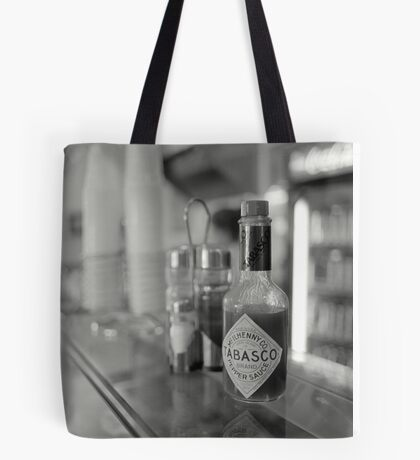 cooling agent Tote Bag