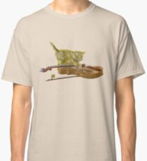 cat on the Fiddle. Classic T-Shirt