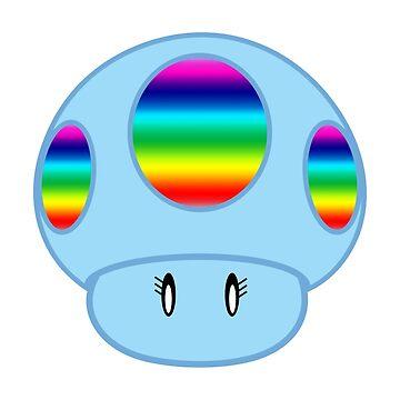 Rainbow Dashroom by altdisney