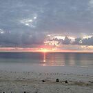 Schöner Sansibar-Sonnenaufgang von kina lakhani
