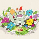 Friends by Terre Britton
