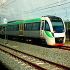 Passing trains by myraj