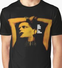 Lou Reed Rock N Roll Animal Graphic T-Shirt