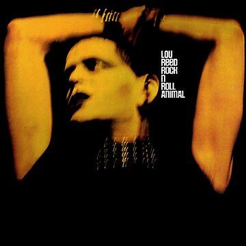 Lou Reed Rock N Roll Animal by RatRock