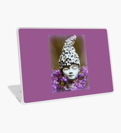 Flower Fairy Laptop Skin