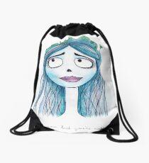 Corpse bride Drawstring Bag