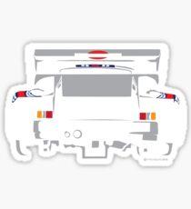 Tails-935K Sticker
