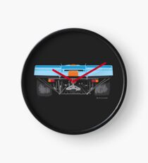 Tails-917 Clock