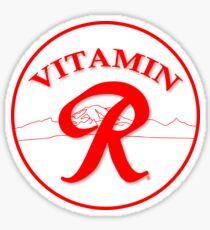 Vitamin R Sticker