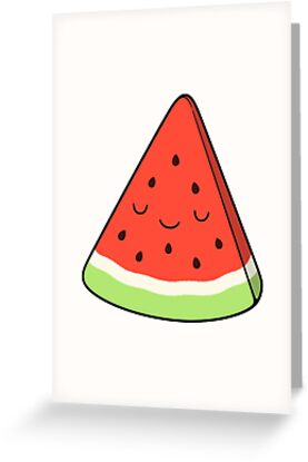 Wassermelone von kimvervuurt