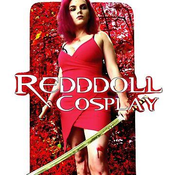 Resident Redddoll by TSTyre