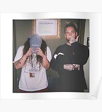 Suicideboys Rap Trap Horror Core Pouya Ghostemane $uicideboy$ Hip Hop Poster