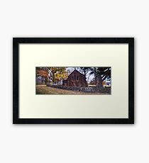 All Saints Church - Gostwyck NSW - The HDR Experience Framed Print