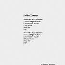 Field Of Dreams by James Watson