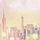 New York City - Skyscrapers by Vivienne Gucwa