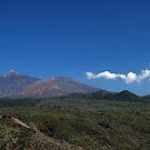 El Teide: Calm Moment by Kasia-D