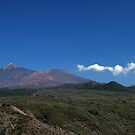 El Teide: Calm Moment by Kasia-D