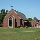 Campbell University Chapel, Buies Creek, NC, USA by WeeZie