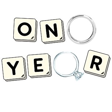 One Year Wedding Gift Ideas by MemWear