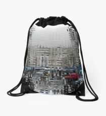 Instead, negotiate your remnant arbitrariness. Drawstring Bag