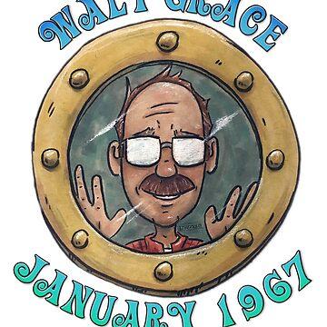 Walt Grace's Destination by EchoSoloArt