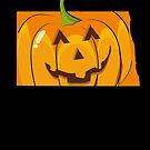 Pumpkins Halloween North Dakota Halloween Shirt Funny by shoppzee