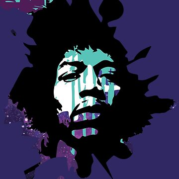 Hendrix  by neonfuture