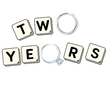 2 Years Cotton Wedding Anniversary Unisex Gift Ideas by MemWear
