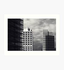 Potsdamer Platz Art Print
