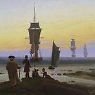 Life Stages...by Caspar Friedrich by edsimoneit