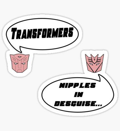Transformers... Sticker