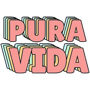 Pura Vida Pastel by lukassfr