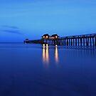 Blue Serenity  by kathy s gillentine
