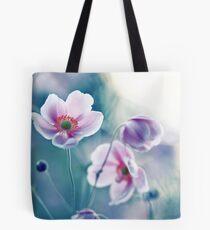 I ♥ my anemones Tote Bag
