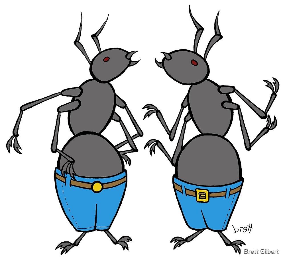 Ants in the Pants by Brett Gilbert