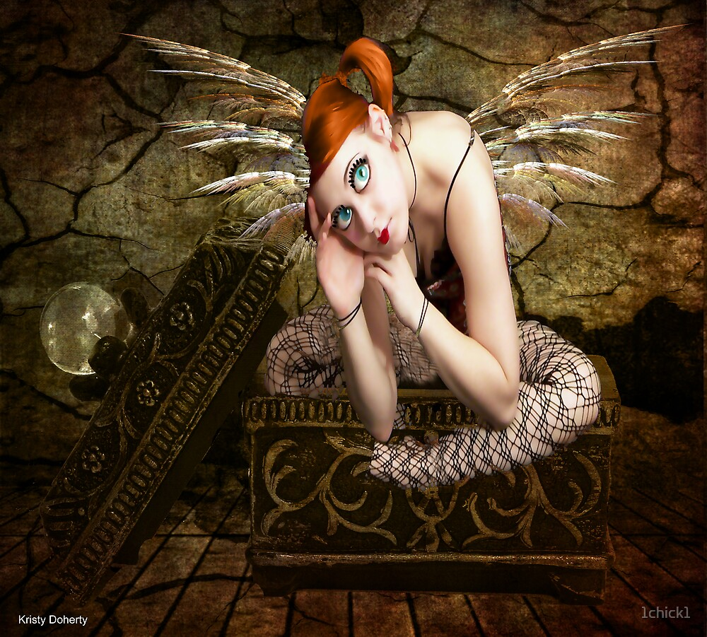 fairy doll by 1chick1