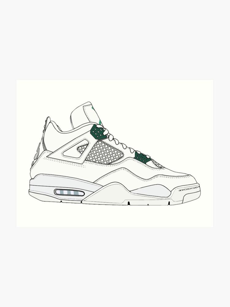 online store 3d507 9d729 Air Jordan IV (4)