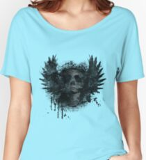 Screaming for grunge - distorted Women's Relaxed Fit T-Shirt