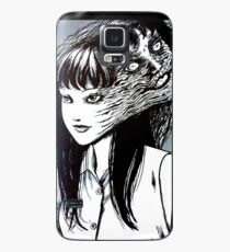 Funda/vinilo para Samsung Galaxy Tomie Junji Ito collection
