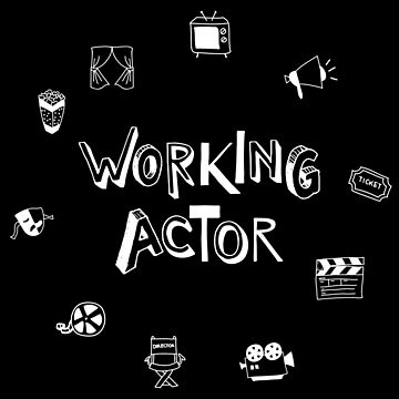 Working Actor (v1) by BlueRockDesigns