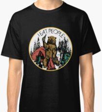Kampierendes Wandern Ich hasse Leute, die ich Leute-Bärn-T-Shirt essen Classic T-Shirt