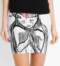 Demon Goddess Mini Skirt