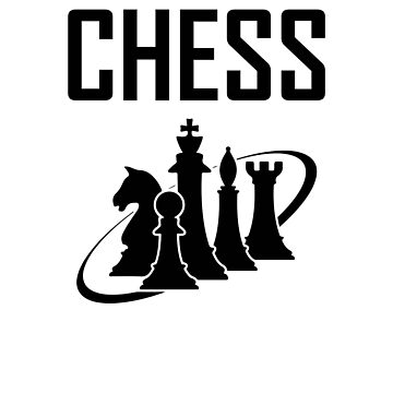 Vintage Chess V4 by TeeTimeGuys