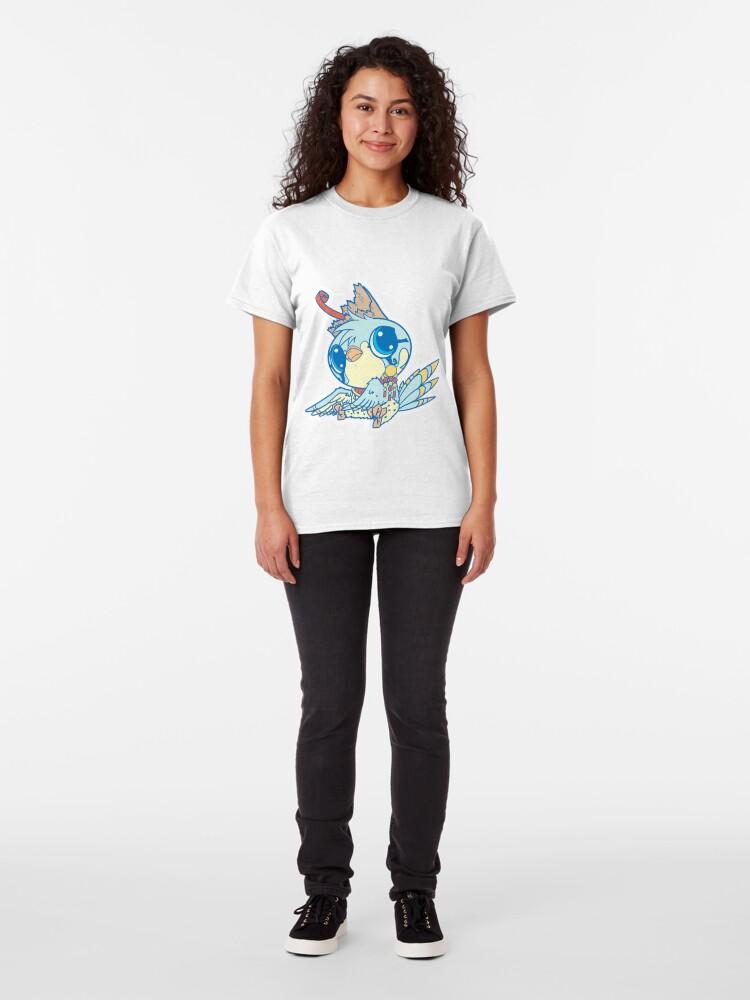 Alternate view of Chibi Horus Classic T-Shirt