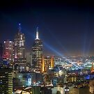Magnificent Melbourne by Ray Warren