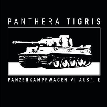 Tiger I by nothinguntried