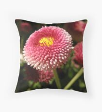 Faerie straws. Throw Pillow