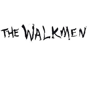 The Walkmen  by Zakmacattack