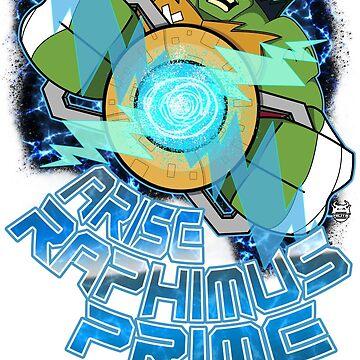 Arise Raphimus prime by nicitadesigns